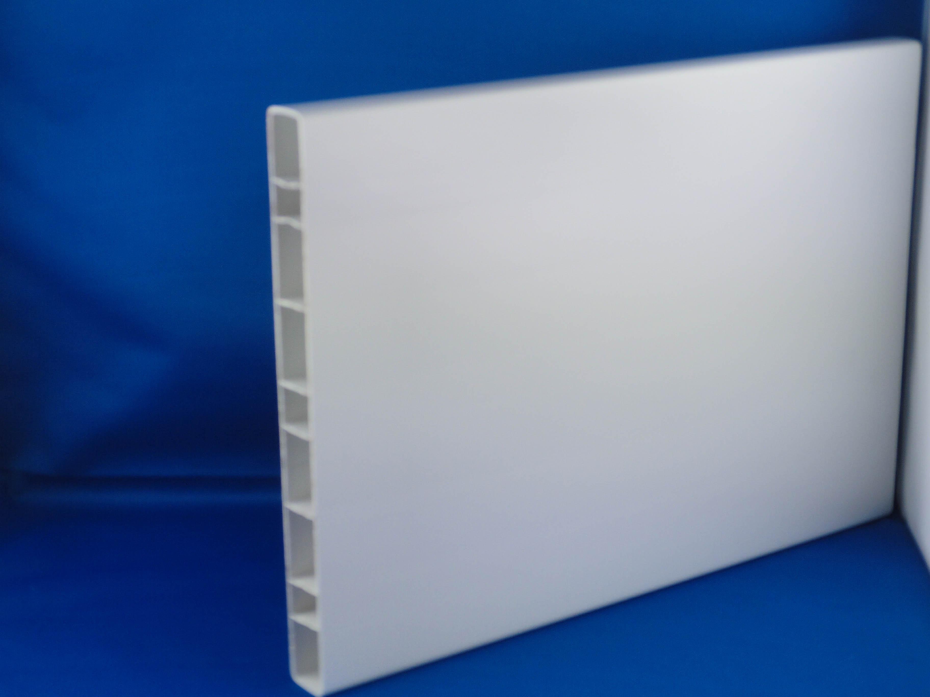 pvc balkonbrett wei 200 x 20 mm balkonbretter. Black Bedroom Furniture Sets. Home Design Ideas