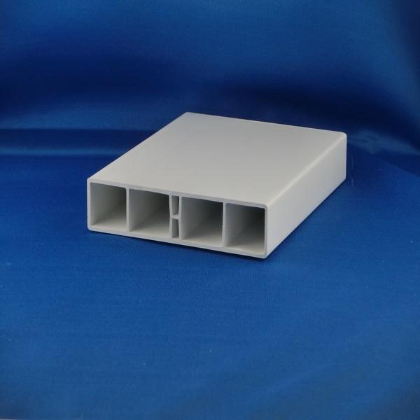 balkonbretter robust 12 cm breite in wei aus kunststoff. Black Bedroom Furniture Sets. Home Design Ideas