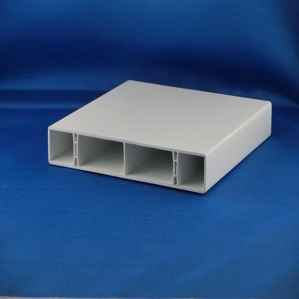 balkonbretter robust 15 cm breite in wei aus kunststoff. Black Bedroom Furniture Sets. Home Design Ideas
