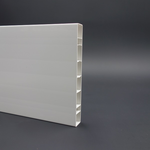 pvc balkonbrett wei 150 x 20 x 6000 mm home. Black Bedroom Furniture Sets. Home Design Ideas