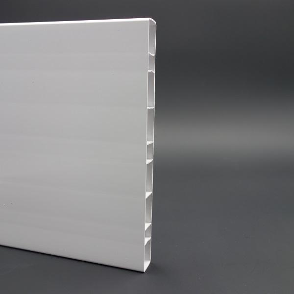 pvc balkonbrett wei 200 x 20 x 6000 mm home. Black Bedroom Furniture Sets. Home Design Ideas