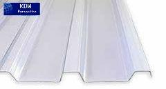 trapezplatten aus polycarbonat in klar profil 183 40. Black Bedroom Furniture Sets. Home Design Ideas
