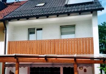 Balkonbretter Und Balkongelander Aus Kunststoff Gunstig Kaufen Parus